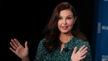 Ashley Judd in ICU after shattering her leg in Africa