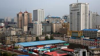 Housing market boom reported at North Korean border