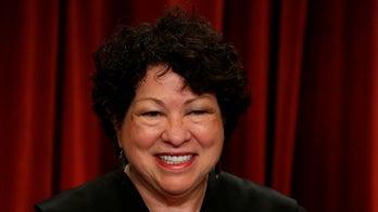 Sonia Sotomayor: Brett Kavanaugh is part of Supreme Court 'family'