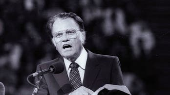 Thank you, Billy Graham! Because of you, I am a life that was changed