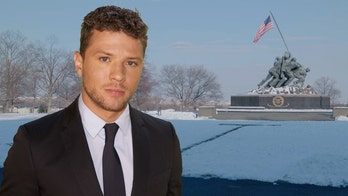 Ryan Phillippe honors WWII veterans in 'Iwo Jima: From Combat to Comrades'