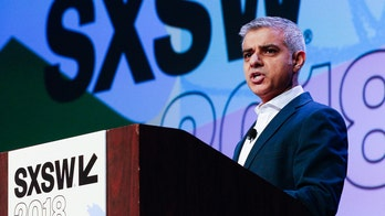 SXSW: Sadiq Khan shares death threats he's received, asks tech companies to fight hate, disinformation