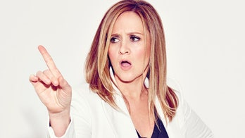 Samantha Bee attacks Sarah Sanders, portrays her as a robot at mock 'Not the WHCD'