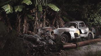 Cuba's million-dollar Mercedes-Benz