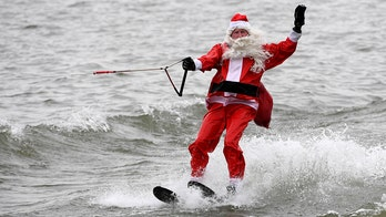 Climate change forcing Santa to move to South Pole, Canadian government says