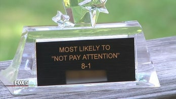 Georgia student with ADHD receives award for 'Most Likely to Not Pay Attention'