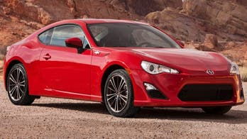 Test Drive: 2013 Scion FR-S