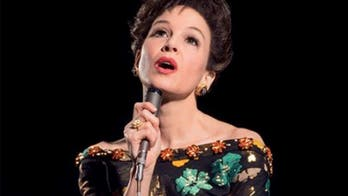 Renee Zellweger is transformed into Judy Garland for new biopic