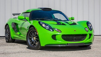 You can buy Jerry Seinfeld's very green speed machine