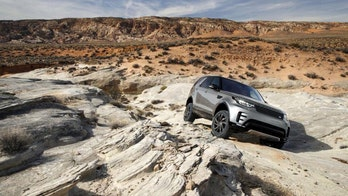 Jaguar Land Rover developing self-driving off-road tech