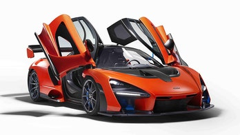 """New McLaren Senna unleashed, lightest hypercar in automaker's """"Ultimate"""" stable"""
