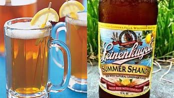 Summer shandy season has begun