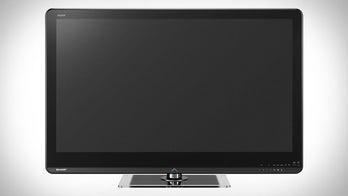 The Big Ticket: Sharp Aquos Quattron 3D LE925 3D TV