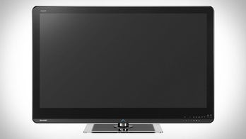 The Big Ticket: Sharp Aquos Quattron 3D LE925 3D TV