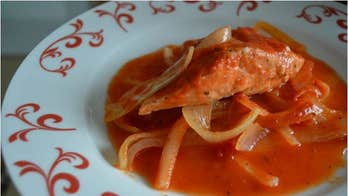 Good Friday Recipe: Simple Saucy Salmon