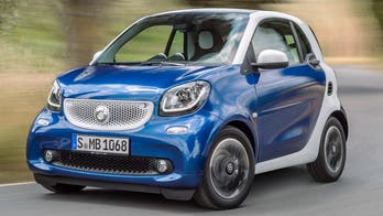 2016 Smart Fortwo, Forfour revealed