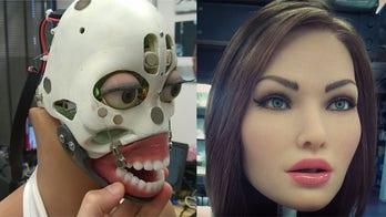 CES 2018: This bizarre sexbot can actually swap faces
