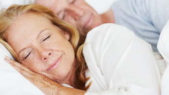 Device records snores to track sleep