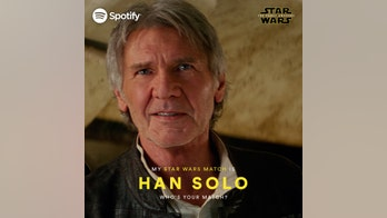 Spotify lets you find your 'Star Wars' music match