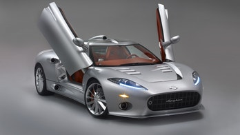 Spyker sues General Motors for $3 billion over failed Saab deal