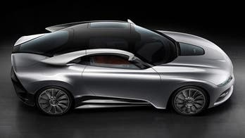 Sexy concept could rise from Saab's ashes in China