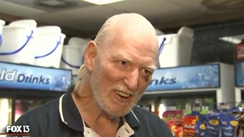 Clerk diagnosed with brain tumor after sucker-punch attack lands him in hospital