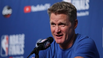Golden State Warriors coach Steve Kerr says 'GOP has sold its soul to Trump'