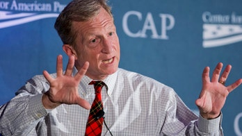 Tom Steyer may launch 2020 presidential campaign this week: reports