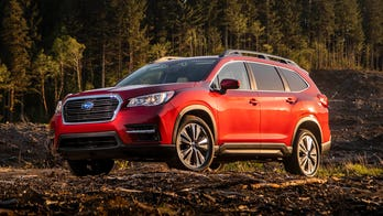 Subaru replacing 293 Ascent SUVs for missing welds