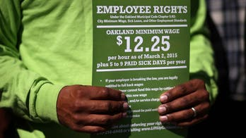 Opinion: Mandates on minimum wage could leave many without a job