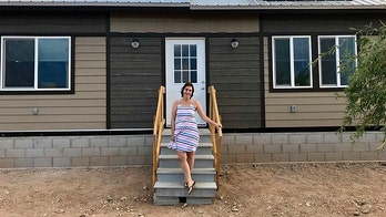 Arizona town building tiny homes for teachers who can't afford to live closer