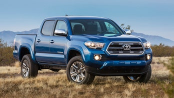 Toyota, Chevrolet and Ford pickups top J.D. Power dependability awards