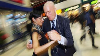 Tango dancing greatly improves quality of life for older people, researchers say