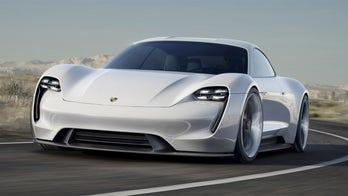 Porsche Taycan Tesla-fighter's first specs confirmed: over 600 horsepower, 300 miles of range