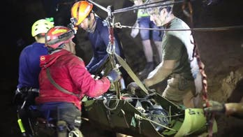Terrifying details of Thai cave rescue revealed by divers