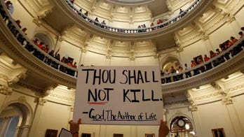 Texas doctor claims state's new abortion law is illegal, says he has already violated it