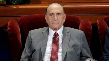 Thomas S. Monson, 16th president of Mormon church, dies at 90