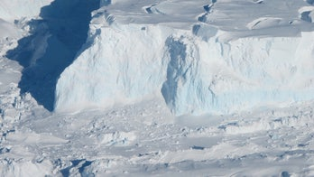 Scientists find severe damage to 2 major Antarctic glaciers in satellite images