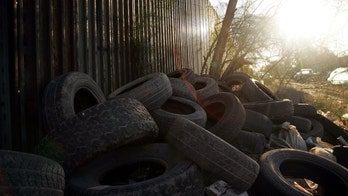 U.S. group launches effort to clean up tires along U.S.-Mexico border