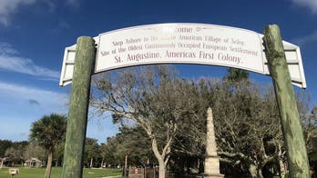 St. Augustine's pirate museum and ghost tours offer a glimpse into America's oldest city