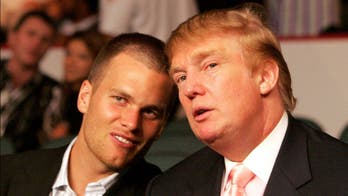 Trump and Hillary's athletic supporters and the political conventions