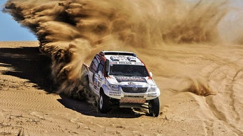 Are you done with that cooking oil? Toyota needs it for its diesel-powered off-road racer