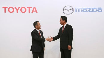 Toyota and Mazda choose Alabama for new factory, report says