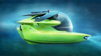 Holy Neptune: Aston Martin has designed a submarine