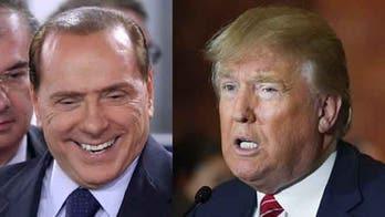 Opinion: Donald Trump and Silvio Berlusconi, politicians separated at birth?