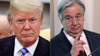 Trump meeting with UN chief: Handshake or showdown?