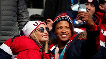 Bobsledder Lauren Gibbs fires back at critics who slammed her photos with Ivanka Trump