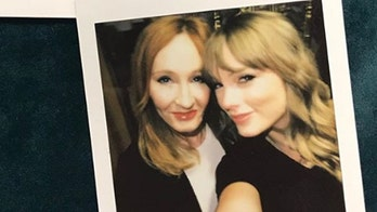 Taylor Swift posts backstage selfies with Adele and J.K. Rowling during tour