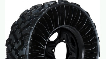 The Michelin Tweel airless tire is now available