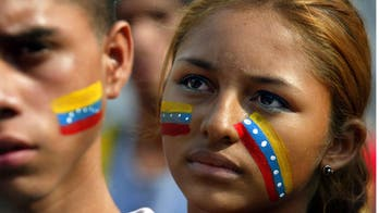 Venezuelan socialist regime and opposition wage war over young voters